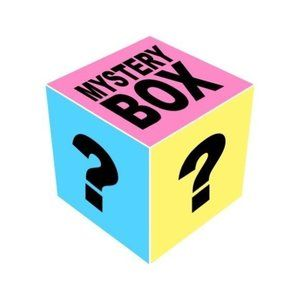Hair Accessories Mystery Box Brand New 10+ Piece